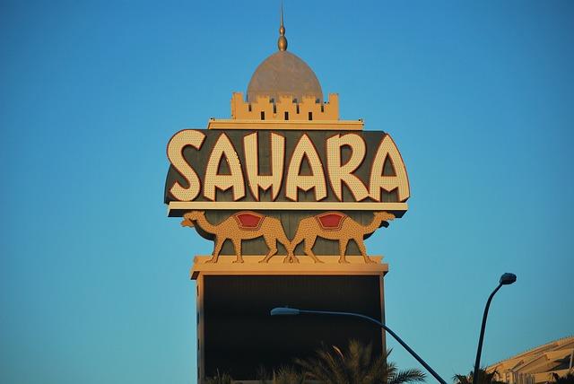 Las Vegas Sahara