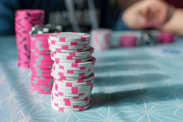 Poker Chips Casino
