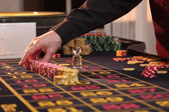 Roulette Tisch Casino